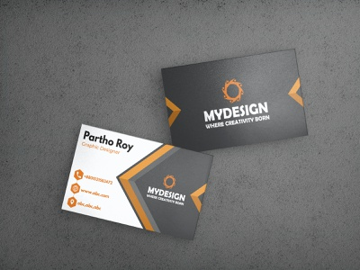 Professional Unique Luxury Business Card Design branding minimal icon flat illustration business card design brand identity ux ui logo