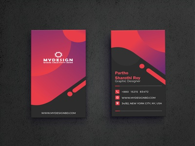 Professional Unique Luxury Business Card Design branding minimal graphic design flat illustration business card design brand identity ux ui logo