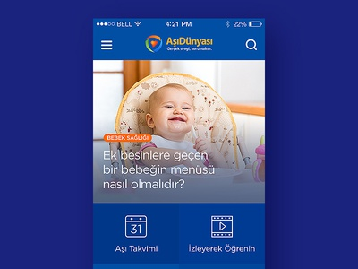 Asi Dunyasi Mobil App