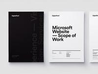 Letters — Agency Branding