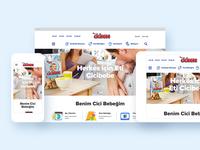 Eti Cicibebe — Digital Platform