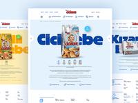 Product Page's — 👶 Eti Cicibebe
