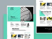 Sanata Bi'yer — Homepage