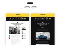 Gallery layout