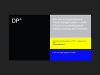 DigitalPark — Landing page