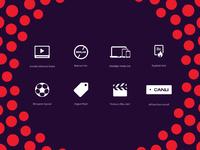 Digiturkplay icons