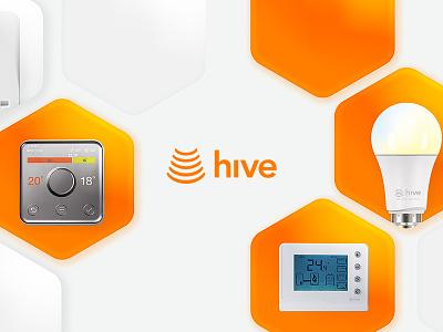 Hive — Actions productpage illustration flat design web site interaction concept web minimal clean ux ui