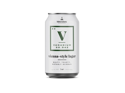 Laboratory Beerworks: Vanadium