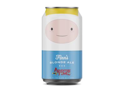 Adventure Time: Finn's Blonde Ale