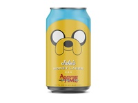 Adventure Time: Jake's Honey Lager