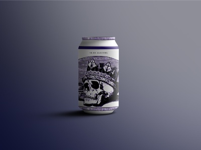Inktober Day 5 beverage packaging mockup packaging design packaging beer design beer inktober 2018