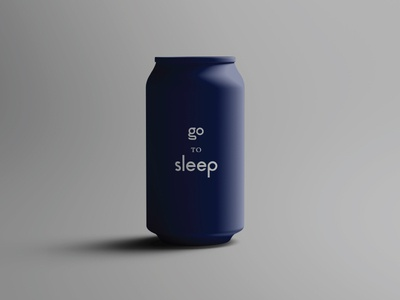 Late Night Beer Can