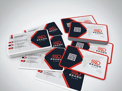 Business Card Design - Logo Design - Photo Manipulation - Photo illustrator animation flat icon vector typography minimal design branding app