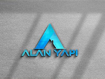 ALAN YAPI-MOCKUP flat art illustrator icon graphic design app vector design logo branding