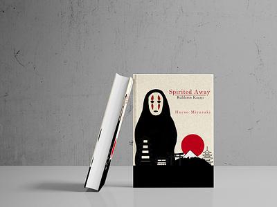 Spirited Away - Book Design typography animation illustrator illustration art graphic design logo app vector design