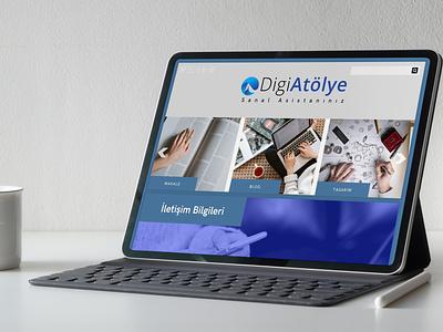 Web Arayüz branding logo web flat ux ui app vector design