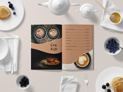 Restaurant Menu restaurantmenu menu design graphic graphicdesign