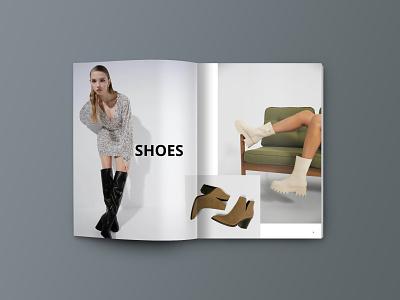 PULL&BEAR Catalog journal moda magazine catalog graphicdesign graphic design