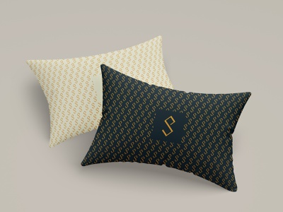 HOTEL BRANDING | SANTIAGO PARR hotel pillow hotelbranding hotellogo logo branding brand graphicdesign graphic design