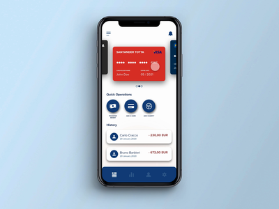 Cards Animation | AirPay preview cash transfer money bank cards minimal uidesign ui  ux uiux adobexd xddailychallenge xd animation xd xd design flat animation app ux ui design