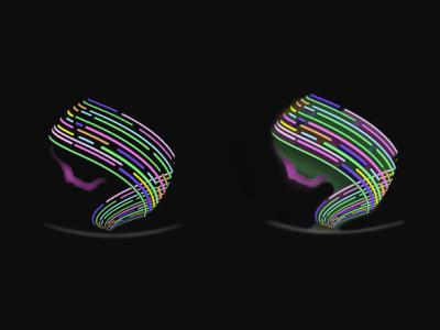 Glow minimal icon design art vector illustration illustrator