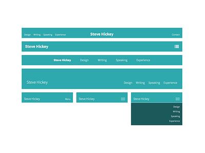 Nav Systems nav header source sans pro menu