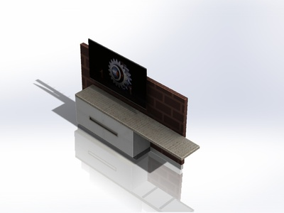 TV table foryou show tv table 3d 2020 forniture design