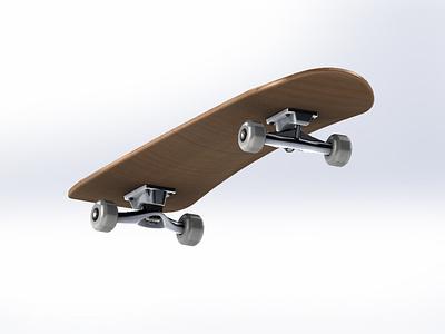Skateboard teenager children wood strong speed skateboard sport game 3d foryou 2020 forniture design