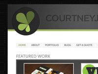 The all new courtneyjoy.com