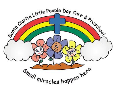 SC LITTLE PEOPLE Logo branding illustration design logo