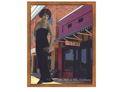 OLLA MILLS color in Dowtown Olla  LA design
