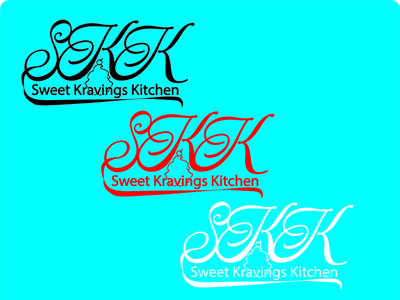 SKK SignatureMark art vector logo illustration design branding