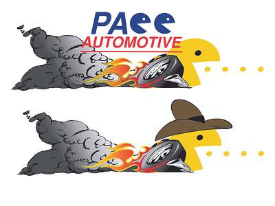 PACC logos vector logo illustration branding design