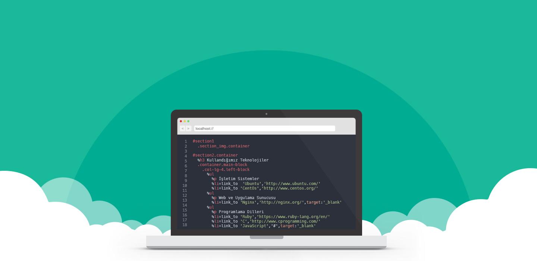 Bulutfon developers header