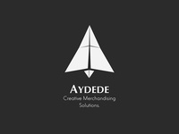 Aydede logo Design Process - Digital Sketches