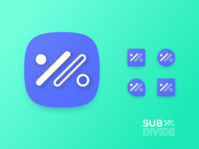 Subdivide Metronome Icon