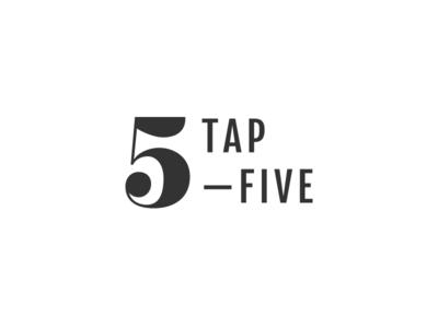Tap Five Logo