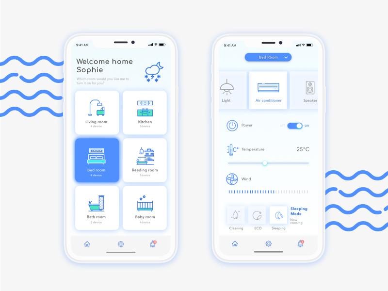#30days UI-03 Smart-home