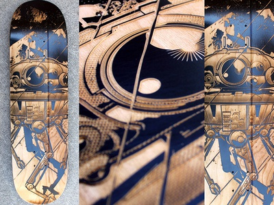 Imperial Droid Deck