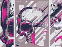 Disintergration Skull