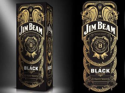 Jim Beam Artist Series