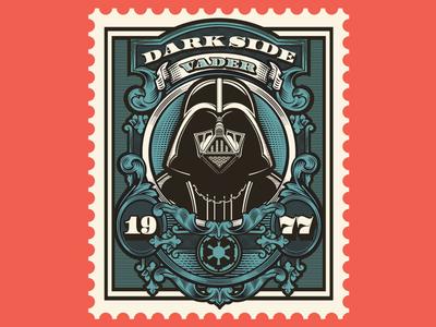 Vader Stamp