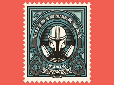 Mando Stamp