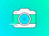 Camera Icon - Fun