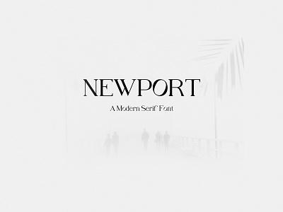 Newport Serif Font packaging typography typeface logo design serif font serif logo lettering identity design font family font design font capitals branding design branding and identity branding bold