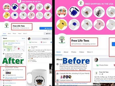 Facebook promotion service with Result facebook promotion