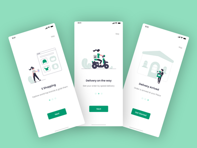 Onboarding Screens uiux design mobile design uidesign mobile ui design application ui ui ux design