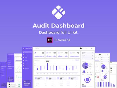 Audit Dashboard website design dashboard design dashboard app dashboard ui webdesign design uxui application ui ux ux design