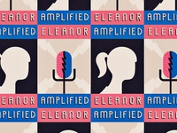 Eleanor Amplified Podcast Logo