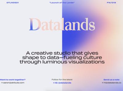 Datalands Site